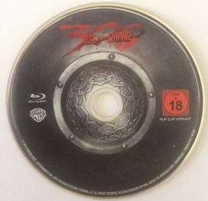 300 - Rise of an Empire Disk