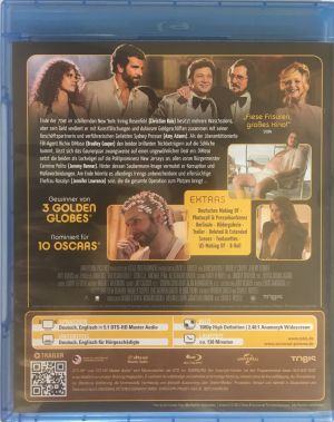 American Hustle Back