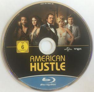 American Hustle Disk
