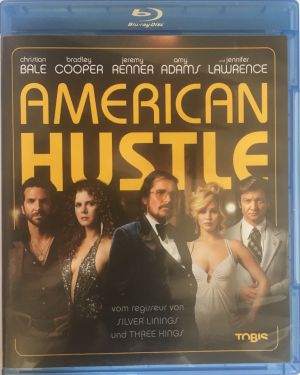American Hustle Front