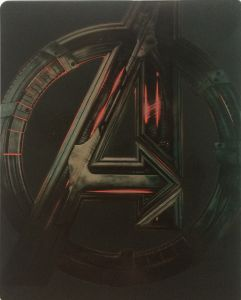 Avengers Age of Ultron Front