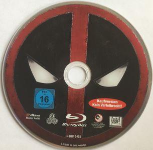 Deadpool Disk