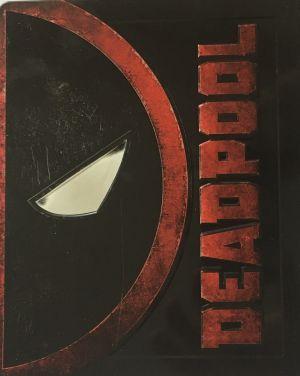 Deadpool Front