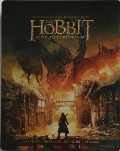 Der Hobbit - Die Schlacht der fünf Heere Front