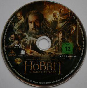 Der Hobbit - Smaugs Einöde Disk