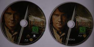 Der Hobbit Trilogie 1Disks