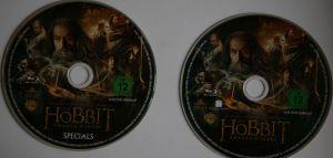 Der Hobbit Trilogie 2Disks