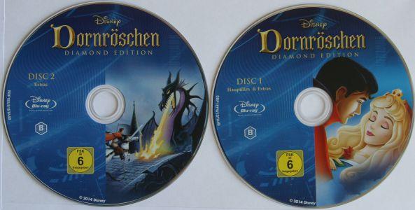 Dornröschen Disk