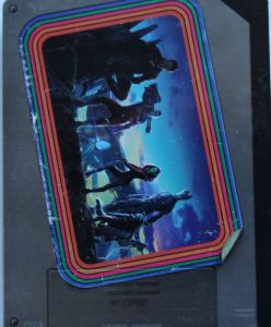 Guardians of the Galaxy Steelbook Rückseite