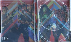 Guardians of the Galaxy Steelbook innen komplett