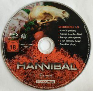 Hannibal Season 1 Disk 1