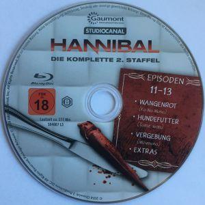 Hannibal Season 2 Disk 3