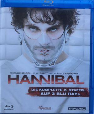 Hannibal Season 2 Front