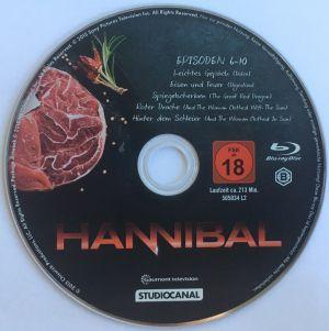 Hannibal Season 3 Disk 2