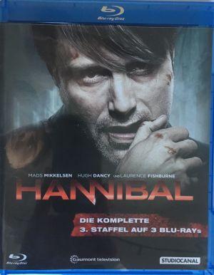 Hannibal Season 3 Front