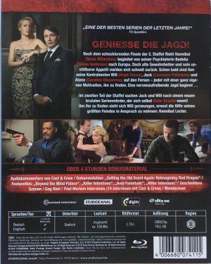 Hannibal Season 3 PappBack