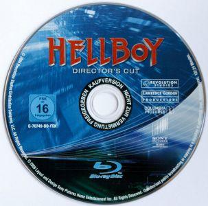 Hellboy Disk