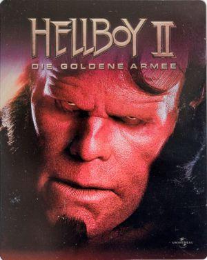Hellboy II Steelbook Front