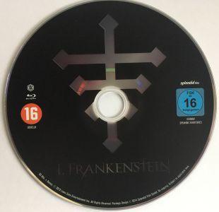 I, Frankenstein Disk