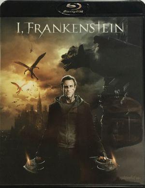 I, Frankenstein Front