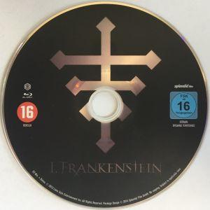 I, Frankenstein Steelbook Disk