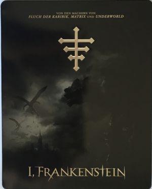 I, Frankenstein Steelbook Front