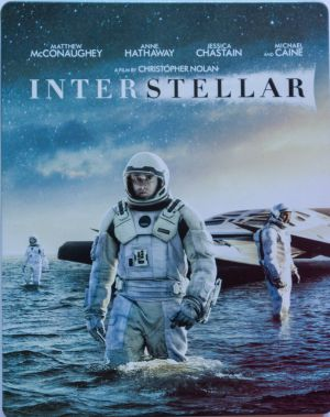 Interstellar Stellebook Front
