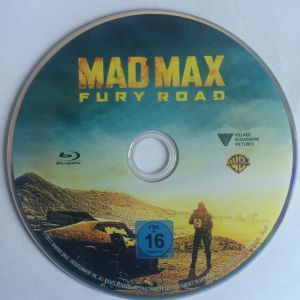 Mad Max Fury Road Disk