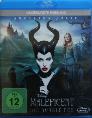 Maleficent Front