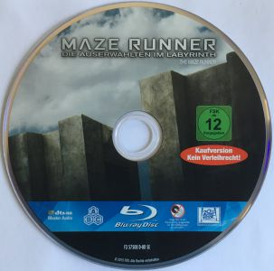 Maze Runner Disk