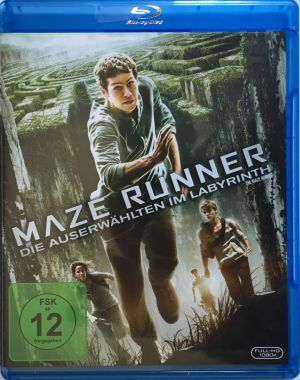 Maze Runner Front