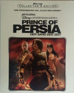 Prince of Persia Der Sand der Zeit Front
