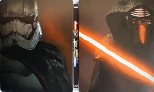 Star Wars 7 Steelbook aussen