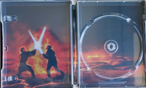 Star Wars Episode III Steelbook05