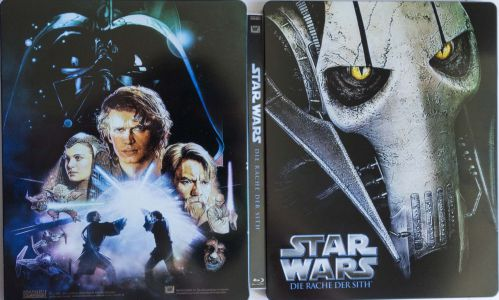 Star Wars Episode III Steelbook06
