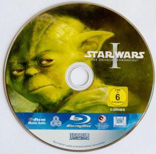 Star Wars I Disk