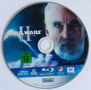 Star Wars II Disk