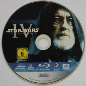Star Wars IV Disk