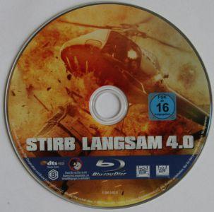 Stirb langsam 4 Disk