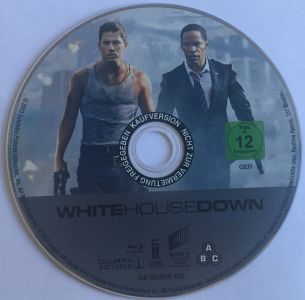 White House Down Disk