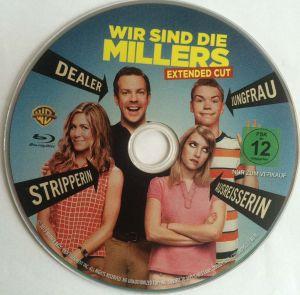 Wir sind die Millers Disk