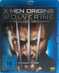 X-Men Origins Wolverine Front