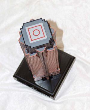 die hard nakatomi plaza Turm 3