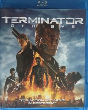 terminator genisys Front
