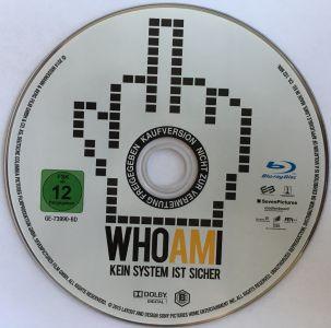 whoami Disk