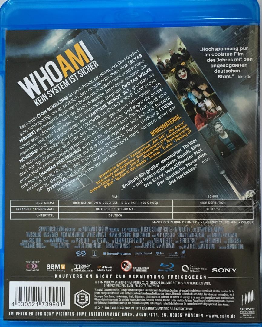 whoami Back
