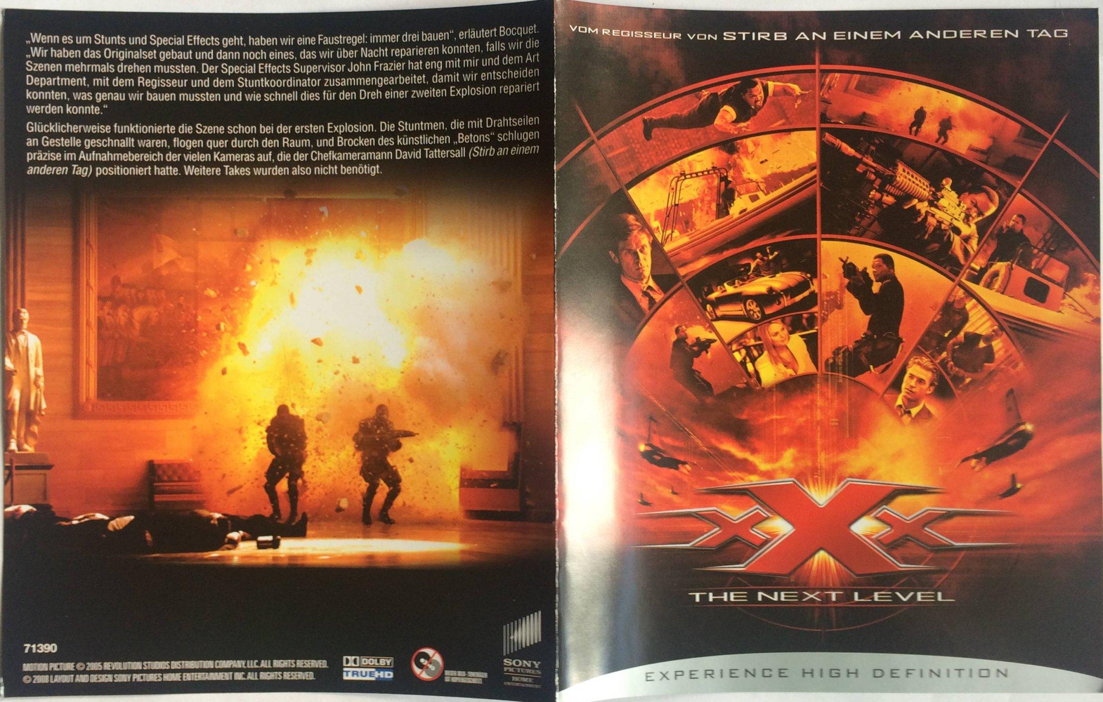 xxx 2 Booklet 1
