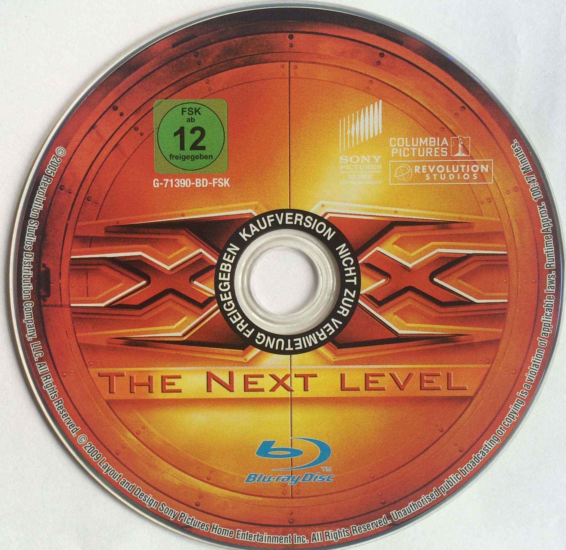 xxx 2 Disk