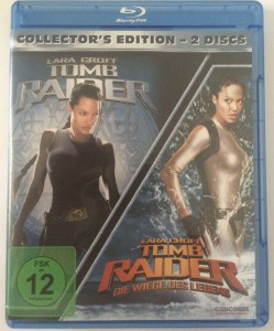 Lara Croft Collectors Front
