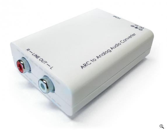 Der Speaka Digital Audio Konverter